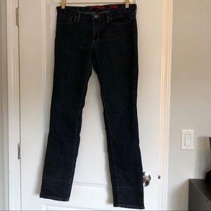 Banana Republic Straight Leg Midrise Jeans